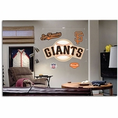 San Francisco Giants Wall Decorations