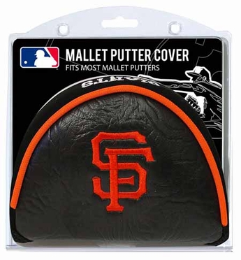 San Francisco Giants Mallet Putter Cover
