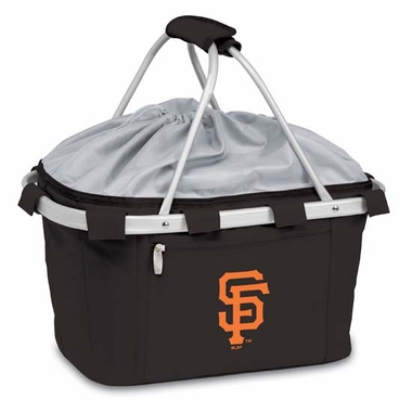 San Francisco Giants Metro Basket (Black)