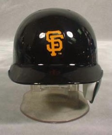 San Francisco Giants Mini Batting Helmet