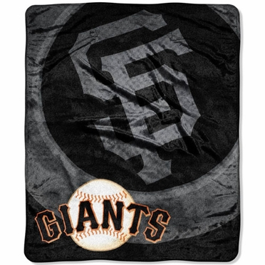 San Francisco Giants Plush Blanket