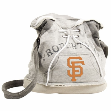 San Francisco Giants Property of Hoody Duffle