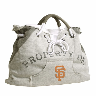 San Francisco Giants Property of Hoody Tote