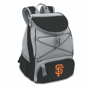 San Francisco Giants PTX Backpack Cooler (Black)