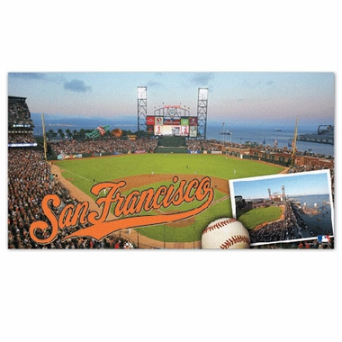 San Francisco Giants Runner Mat