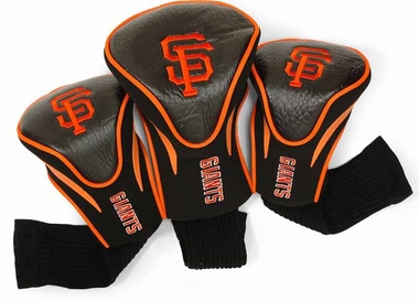 San Francisco Giants Set of Three Contour Headcovers