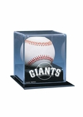 San Francisco Giants Display Cases