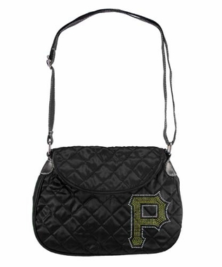 San Francisco Giants Sport Noir Quilted Saddlebag