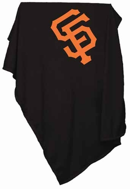 San Francisco Giants Sweatshirt Blanket