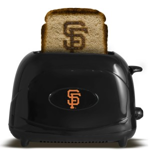 San Francisco Giants Toaster (Black)