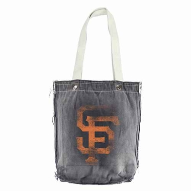 San Francisco Giants Vintage Shopper (Black)