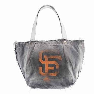 San Francisco Giants Vintage Tote (Black)