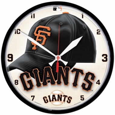 San Francisco Giants Wall Clock