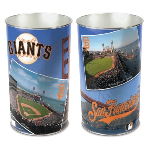 San Francisco Giants Waste Paper Basket