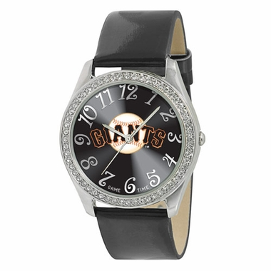 San Francisco Giants Women's Glitz Watch