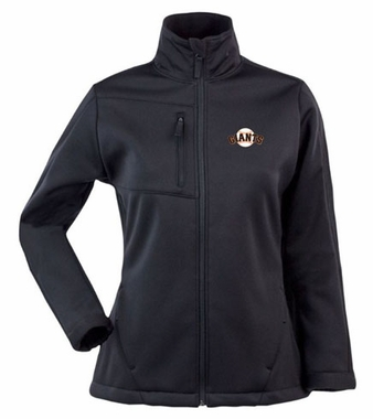 San Francisco Giants Womens Traverse Jacket (Team Color: Black)