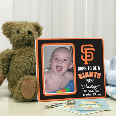 San Francisco Giants Youth Picture Frame