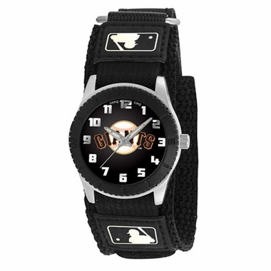 San Francisco Giants Youth Rookie Watch (Black)