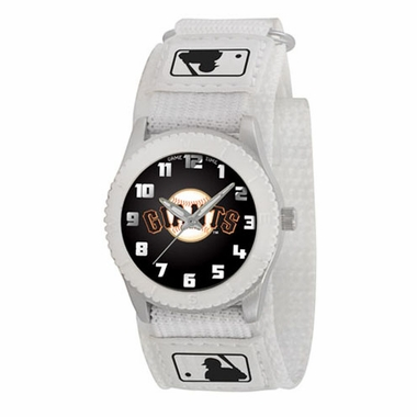 San Francisco Giants Youth Rookie Watch (White)