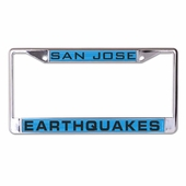 San Jose Earthquakes Auto Accessories