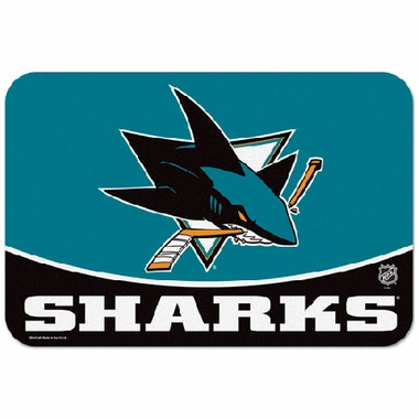 San Jose Sharks 20 x 30 Mat