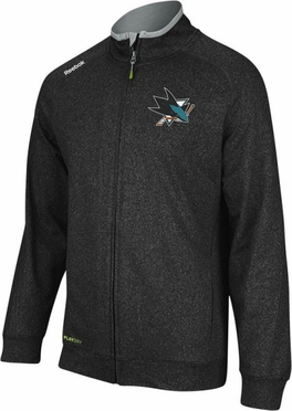 San Jose Sharks 2012 Performance Training Jacket