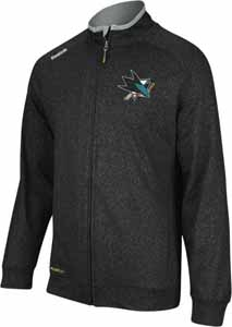 San Jose Sharks 2012 Performance Training Jacket - Large