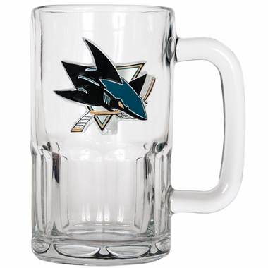 San Jose Sharks 20oz Root Beer Mug