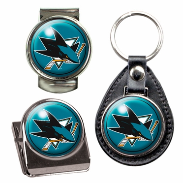 San Jose Sharks 3 Piece Gift Set