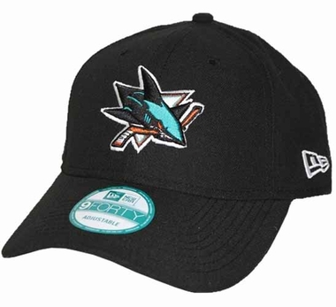 San Jose Sharks 9Forty The League Adjustable Hat