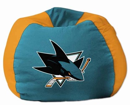 San Jose Sharks Bean Bag Chair