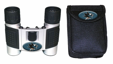 San Jose Sharks Binoculars and Case