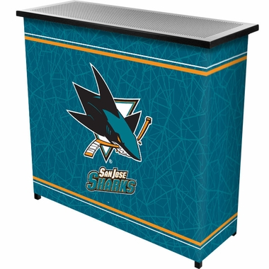 San Jose Sharks Portable Bar