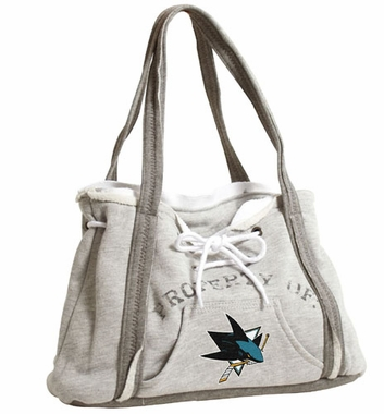San Jose Sharks Property of Hoody Purse