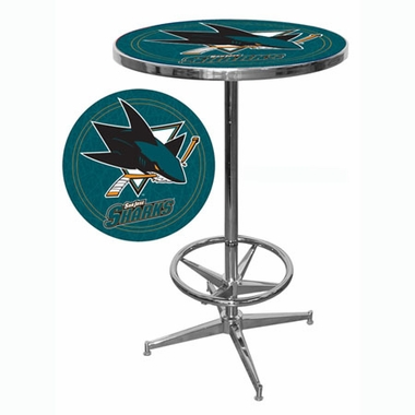 San Jose Sharks Pub Table