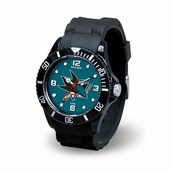 San Jose Sharks Watches & Jewelry