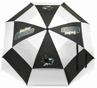San Jose Sharks Umbrella