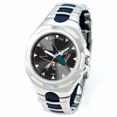 San Jose Sharks Victory Mens Watch