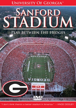 Sanford Stadium DVD