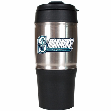 Seattle Mariners 18oz Oversized Travel Tumbler