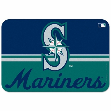 Seattle Mariners 20 x 30 Mat