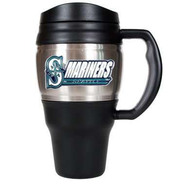 Seattle Mariners 20oz Oversized Travel Mug