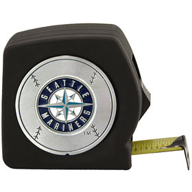 Seattle Mariners 25 Foot Tape Measure