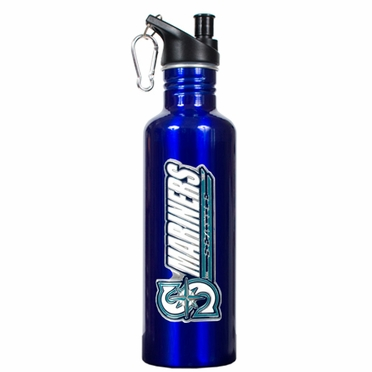 Seattle Mariners 26oz Stainless Steel Water Bottle (Team Color)