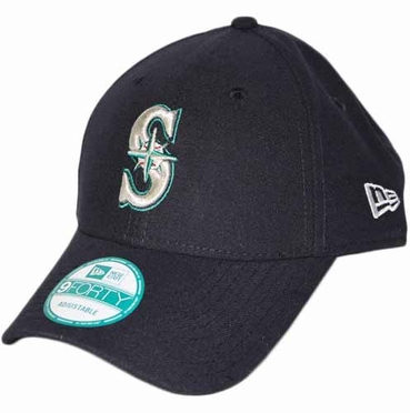 Seattle Mariners 9Forty Pinch Hitter Game Adjustable Hat