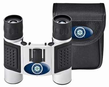 Seattle Mariners Binoculars and Case