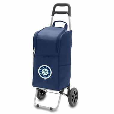 Seattle Mariners Cart Cooler (Navy)