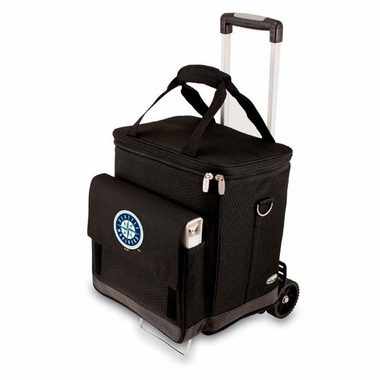 Seattle Mariners Cellar w/ Trolley (Black)