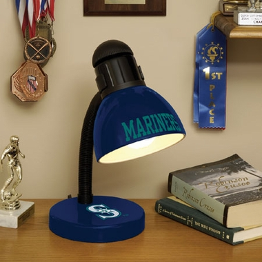 Seattle Mariners Dorm Lamp