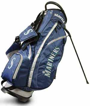 Seattle Mariners Fairway Stand Bag